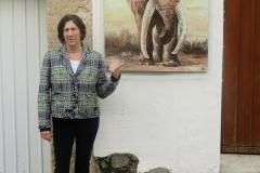 Big Tusker, 85x110cm, mit Anja Semling