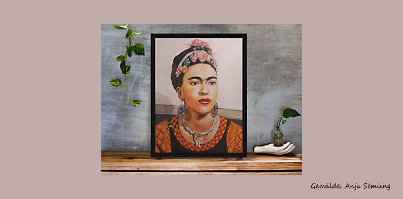 Frida Kahlo Gemälde