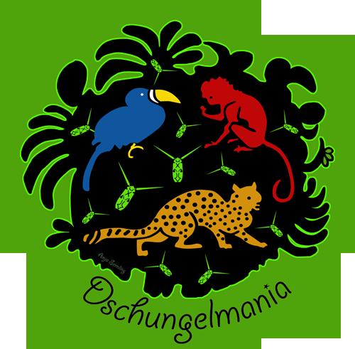 Graphik Dschungelmania