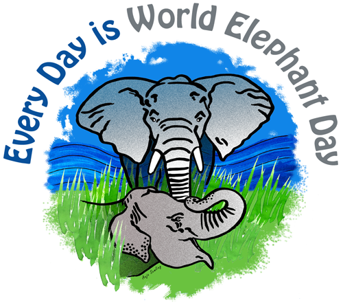 Graphik Elefantenschutz