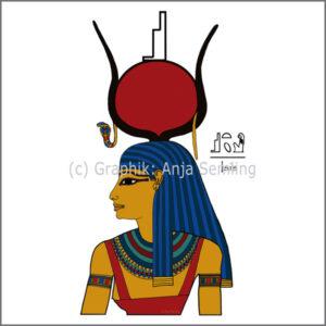 Graphik Altägypten