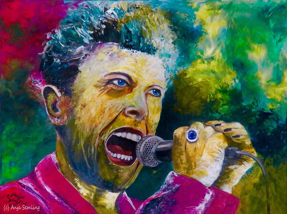 David Bowie Kunstwerk