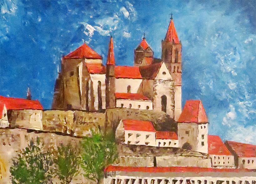 Detail Münsterberg Breisach