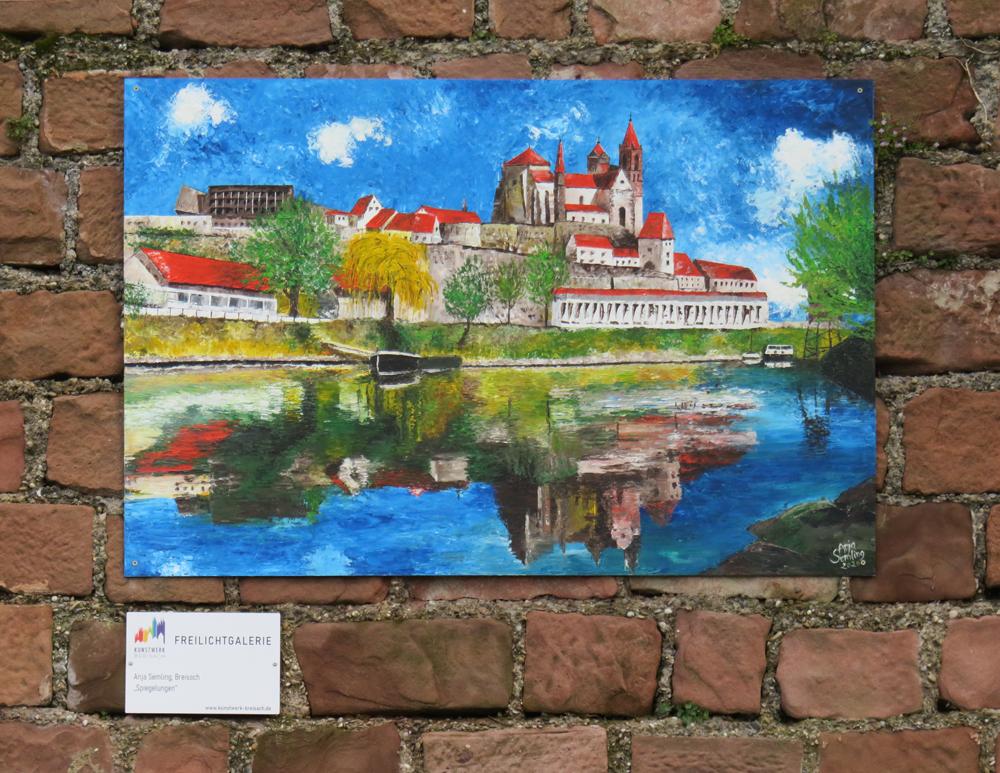 Kunstwerk: Münsterberg Breisach