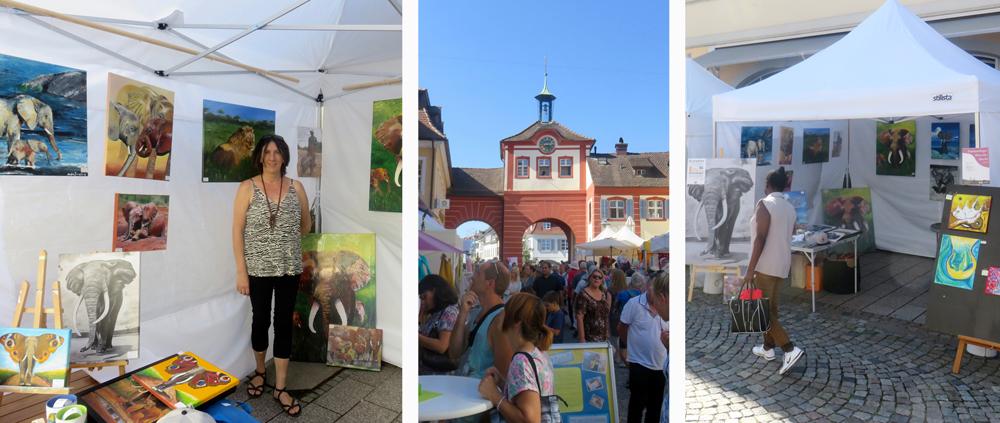 Ausstellung Kunstmarkt Emmedingen2019